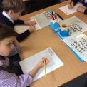 Year 2's mathematical magic