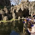 Year 3 travel to Painshill Park to learn all about the Ancient Greeks and orienteering
