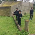 Year 6 get their hands dirty learning to protect the Home Front at Henley Fort