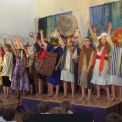 Key Stage 2 present A Midsummer Night's Dream