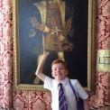 Year 5 visit Hampton Court Palace