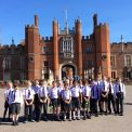 Year 5 visit Hampton Court Palace