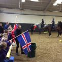 Year 2 meet the Police Horses