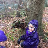 Forest School Adventures in Year 1