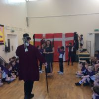 The Young Shakespeare Company (and friends) perform Hamlet