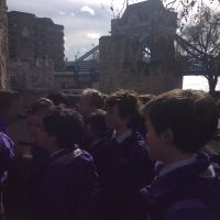 Year 5 take a trip to The Tower of London