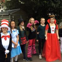 Dressing up for Book Day