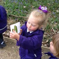 Early Years Trip to the Surrey Wildlife Trust