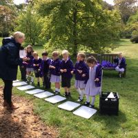 Year 1 Trip to Kew Gardens