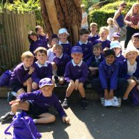Year 2 take a trip to Chessington