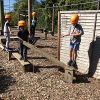 Year 3 residential to Henley Fort