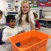 Year 3 Greek Day