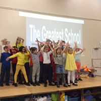 Year 3's Positivity Assembly