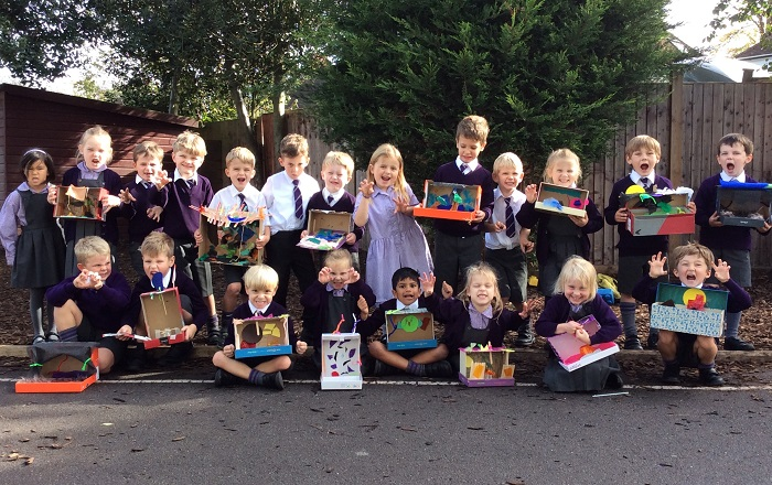 Video insight into Year 1 at Weston Green