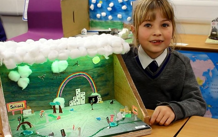 Video: Encouraging pupils to think creatively