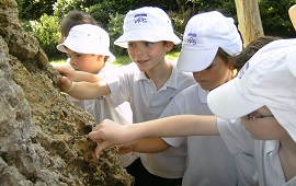 Year 2 Enjoy Pond Dipping at Painshill Park