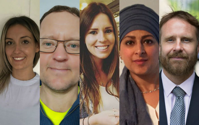 Introducing our new Teaching Staff