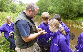 School Council Get Involved in the Local Environment